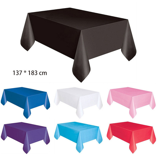 onetimeuse, Tables, plastictablecloth, partytablecover