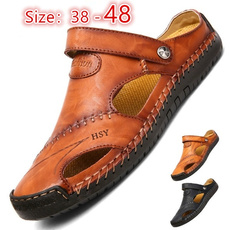 beach shoes, Plus Size, Fashion, men's fashion shoes