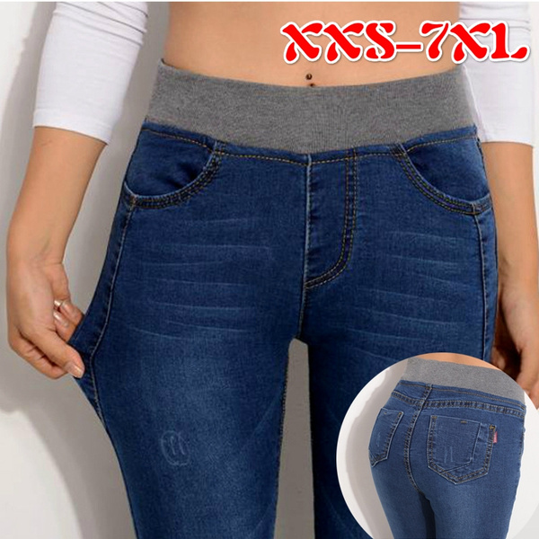 pencil, casualjeanswomen, Fashion, plus size jeans