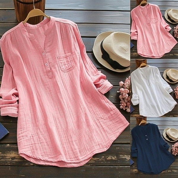 blouse, Fashion, Necks, Office