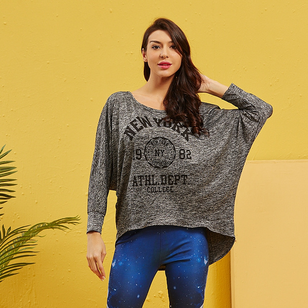 Summer, Plus Size, Sleeve, loose top