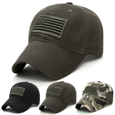 Summer, Cap, Army, Men