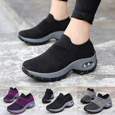 wedge, Sneakers, Sport, shoes for womens