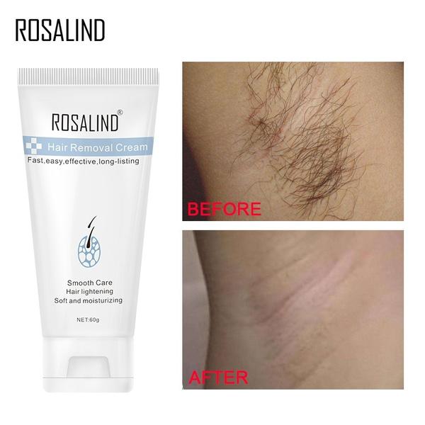 Rosalind Hair Removal Cream Underarm Hand Leg Body Painless