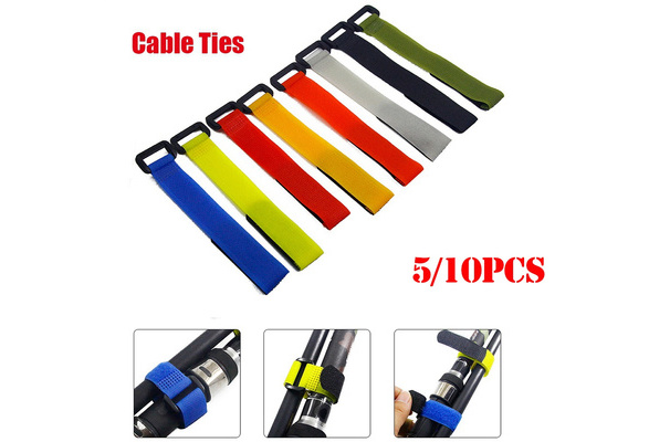 Eachine/&Lipo Battery Antiskid Cable Cable Ties Tie-down Straps Hook Loop