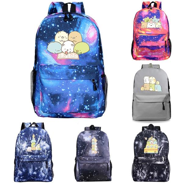 Backpack student bag