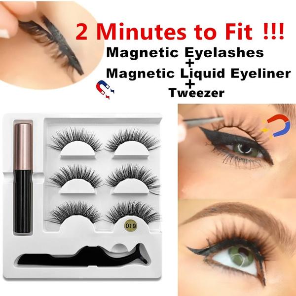 Eyelashes, False Eyelashes, mink, Natural