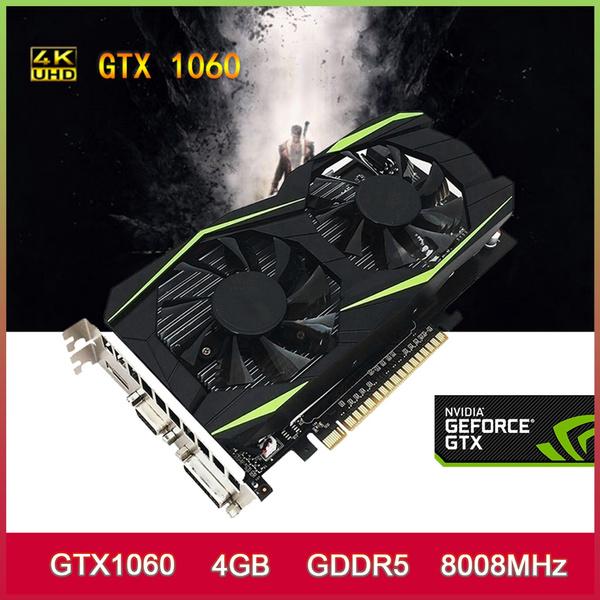 New GTX1060 128Bit PCI-E 4GB DDR5 HDMI Graphics Computer GPU 4GB GDDR5  128bit PCI-E X16 3 0 Gaming Video Card Desktop GeForce IGame