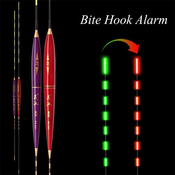LED Light Electronic Fishing Lure Indicator Floats Bobbers Light Stick Floats