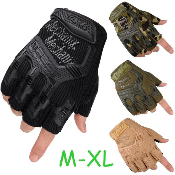 fingerlessglove, bikesglove, Bicycle, Sports & Outdoors