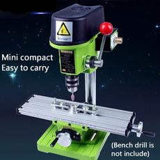 Mini, millingmachine, milling, drillfixture