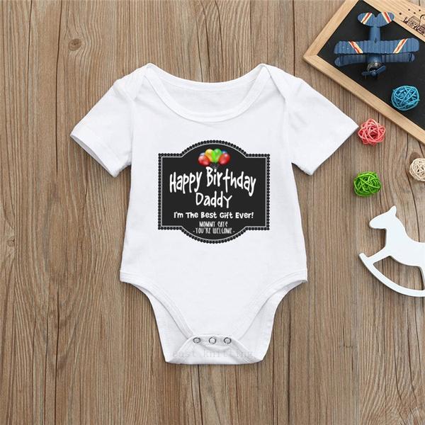 Daddy Onesie Uni Baby Clothes