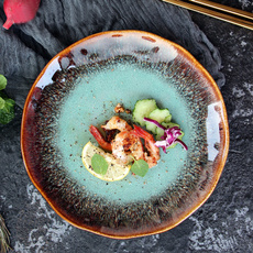 dinnerwareampservingdishe, agateplate, Ceramic, garden2home