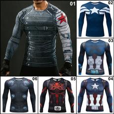 trainingshirt, Fashion, avengersshirt, runningshirt