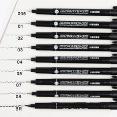 ballpoint pen, Art Supplies, micronpen, art