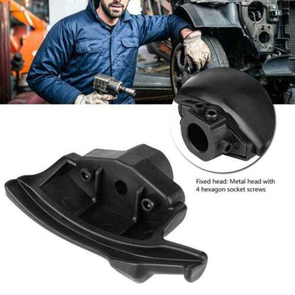 Black Plastic Nylon Mount Demount Head For Tire Changer Machine Diameter 28mm//30mm 30mm Tire Changer Mount//Demount Head