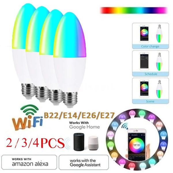Light Bulb, smartledbulb, Remote Controls, multicolorlightbulblight