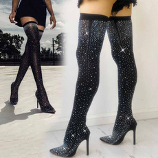 tallboot, nightclubshoe, Fashion, bling bling
