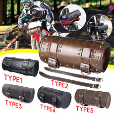 Bikes, motorcycleluggagebag, puleathe, Luggage