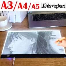 stencilboard, Art Supplies, art, leddrawingboard