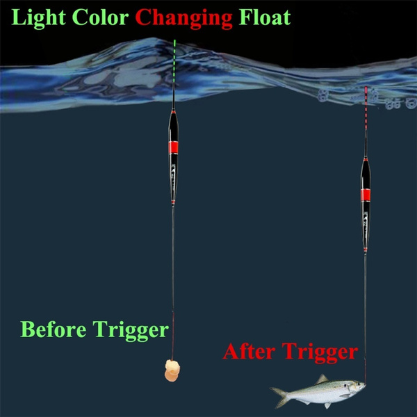 Drift Tube Indicator Bite Alarm Floats Bobbers Light Stick Floats Fishing Lure