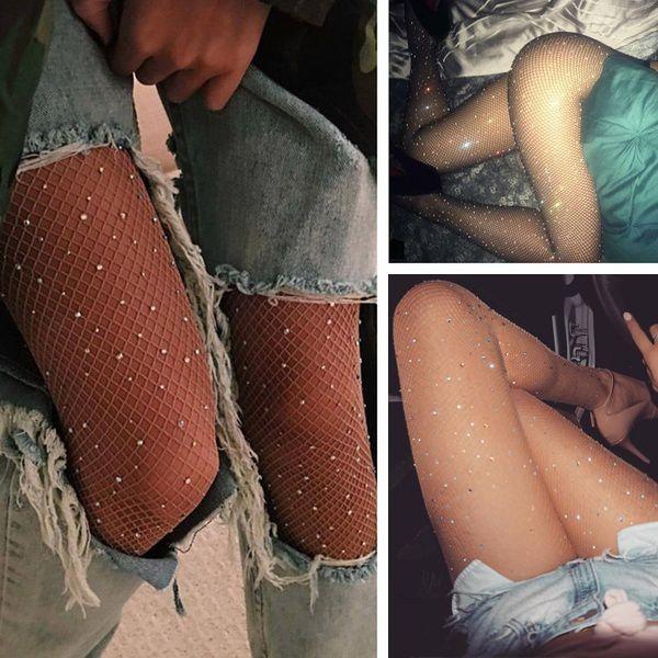 Underwear, sexystocking, Elastic, fish
