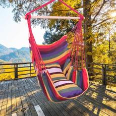 sportsampoutdoor, camping, Pillows, hangingropechair