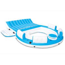 Inflatable, pool, river4personwaterfloatcoolerblowupsummer