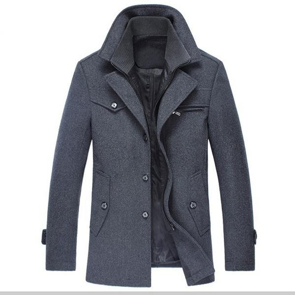 woolen, Down Jacket, Fashion, Winter