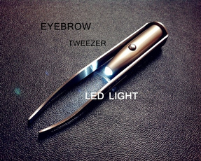 Steel, Stainless, eyebrowshaping, led