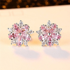 pink, cute, Stud, DIAMOND