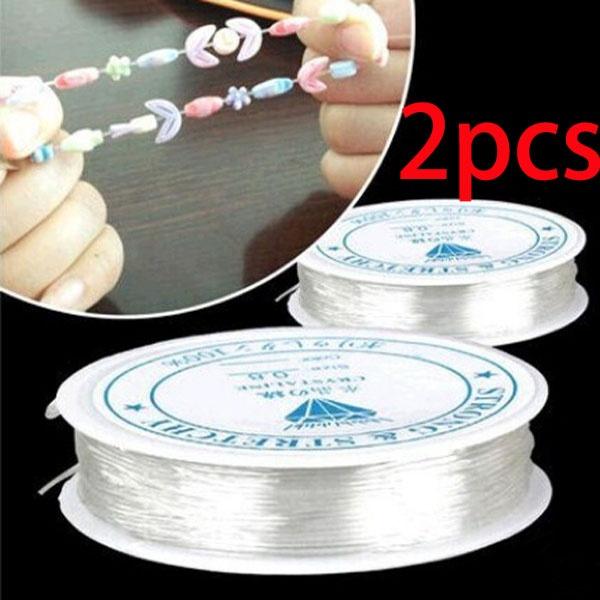 jewelrymakingtool, crystalline, diybracelet, Elastic