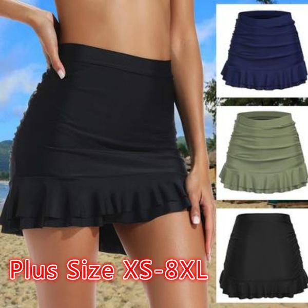Women, pencil skirt, high waist, women swimsuit
