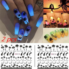 manicuredecor, nail stickers, Beauty, nailtransferpaper