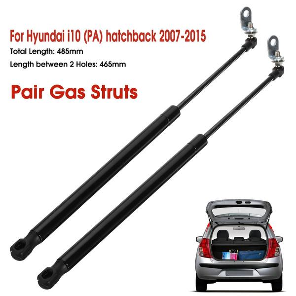 Pair Rear Gas Tailgate Struts Lift Support 1717500036For Mercedes SLK R171 05-11