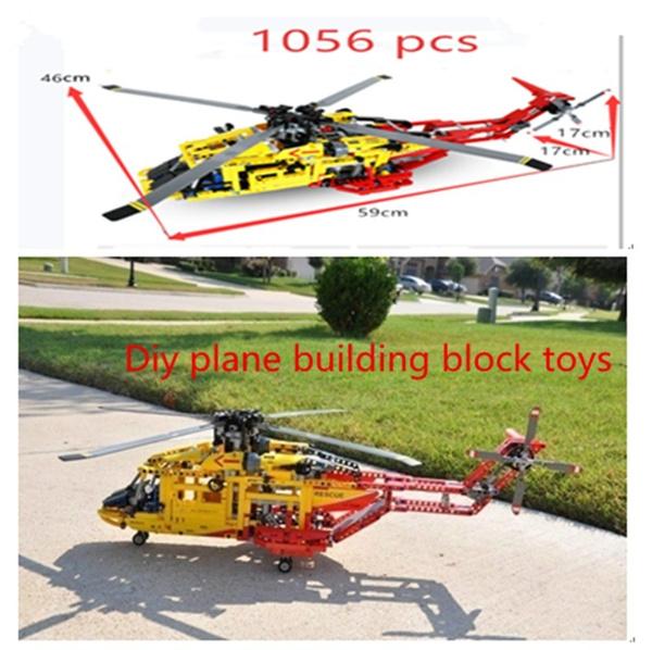 Toy, buildingblock, planemodle, kidtoy