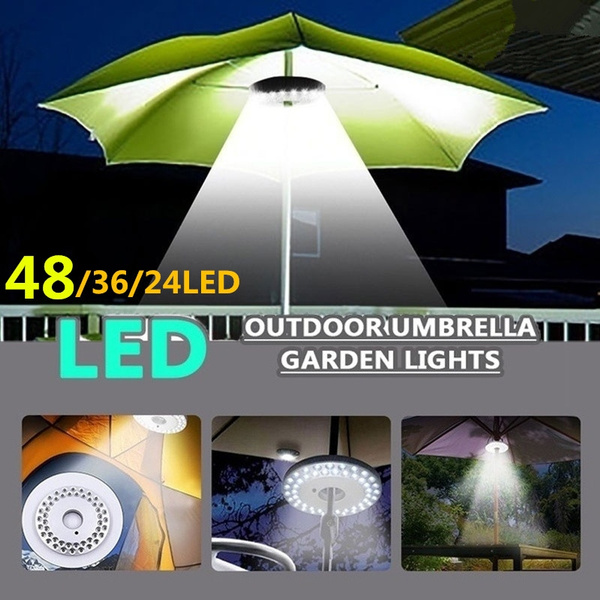 Outdoor, Umbrella, umbrellalight, camping