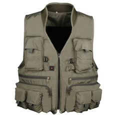Jacket, Vest, Outdoor, Hunting