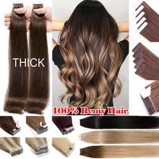hairstyle, Fashion, Hair Extensions, tapeinhumanhariextension