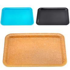 Plastic, Plates, tobacco, tray
