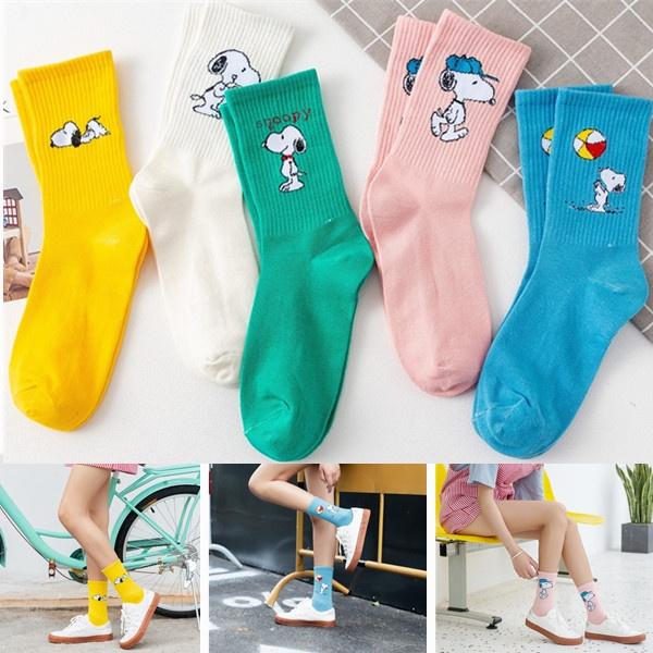 Cotton Socks, Solar, middlestocking, socksforwomen