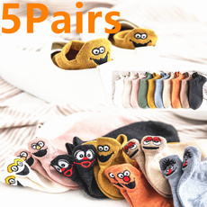 cute, Cotton Socks, Colorful, Food