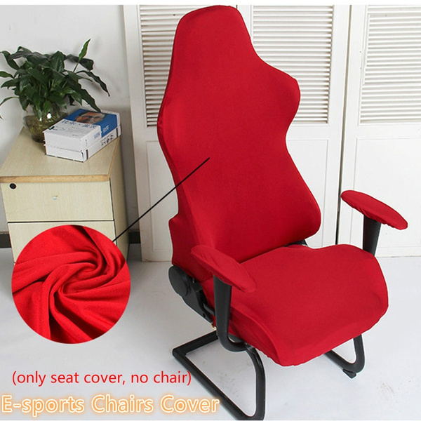 Sensational Computer Swivel Gaming Chair Covers Spandex Office Seat Covers For Computer Chairs Elastic Armchair Cover Home Decoration Gmtry Best Dining Table And Chair Ideas Images Gmtryco