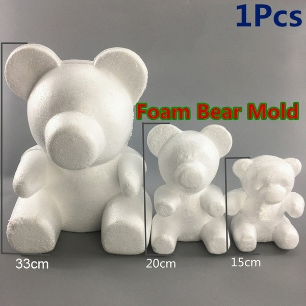 foammould, rosebearmold, bearmold, rosebear