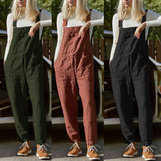 Summer, Plus Size, pants, jumpsuitforwomen