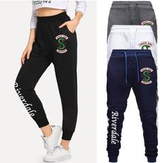 Women Pants, drawstringpant, riverdaletrouser, joggersforwomen
