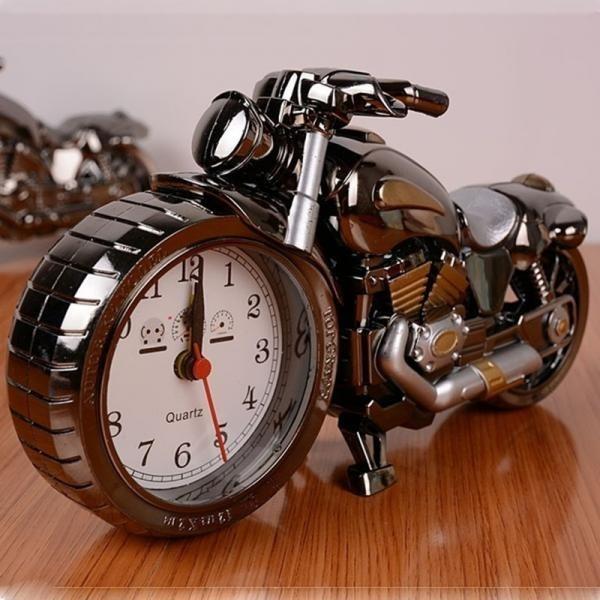 Decor, quartz, ledalarm, Clock