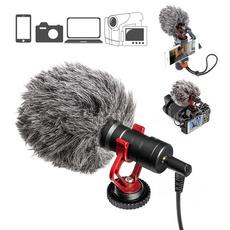 camcorderaccessorie, Mini, recordingmicrophone, Apple