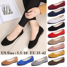 casual shoes, Summer, Ballet, Flats shoes