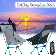 foldingfishingchair, Outdoor, waterproofchair, Aluminum